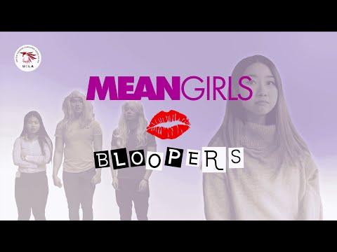 MEAN GIRLS Parody - BLOOPERS