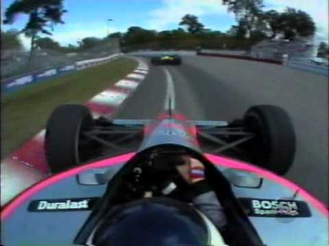 CART 1999 Round  13   Detroit