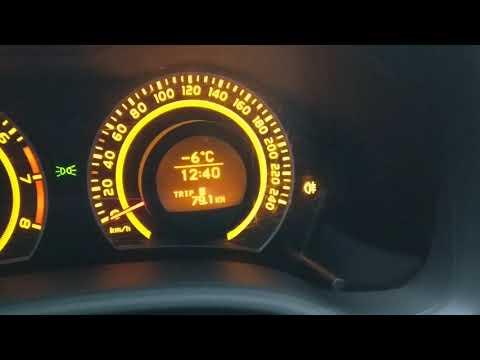 Тойота  Королла .резерв топливного бака