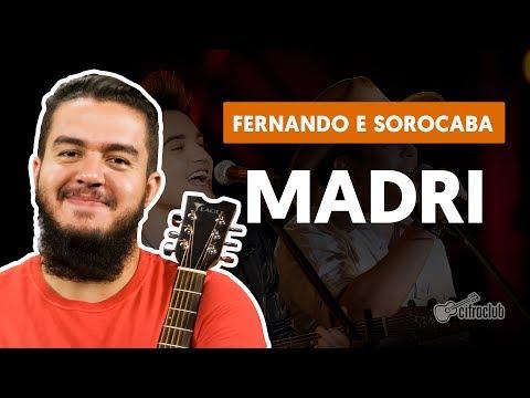 Madri - Fernando E Sorocaba (aula De Violão Simplificada)