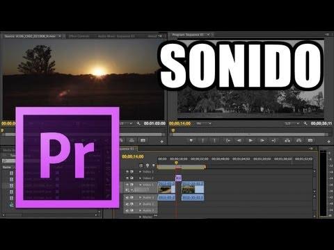 Adobe Premiere Pro - #10: Edición de Sonido