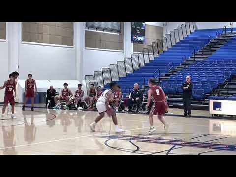 MISSION HILLS @ CHRISTIAN - Boys Prep Basketball from April 22, 2021