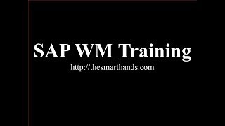 Physical Inventory In Sap Wm