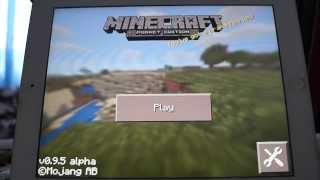 Как найти деревню в minecraft PE версии 0.9.5 #11