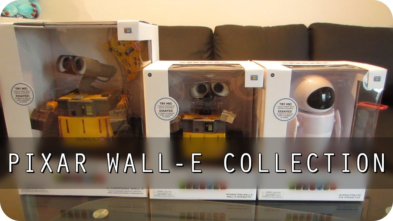 Review U Command Wall E Interaction Wall E And
