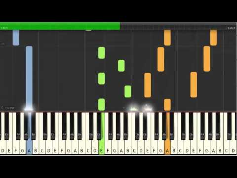 Synthesia - Piano Duet - Braveheart Theme