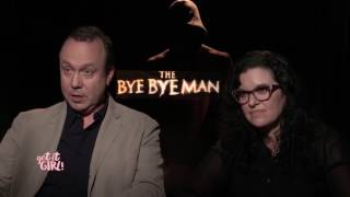 Fiona Interviews Bye Bye Man Cast | Get It Girl