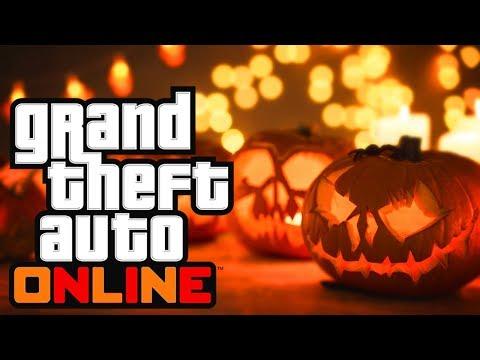 GTA 5 Online: Halloween DLC 2018! NEW Details, Release Date, Cars & More! (GTA 5 Online DLC)