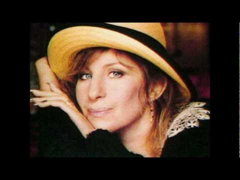BARBRA STREISAND -HAPPY DAYS ARE HERE AGAIN