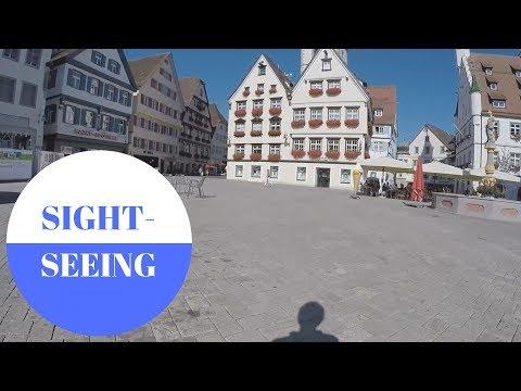Sightseeing in Biberach an der Riß in GERMANY