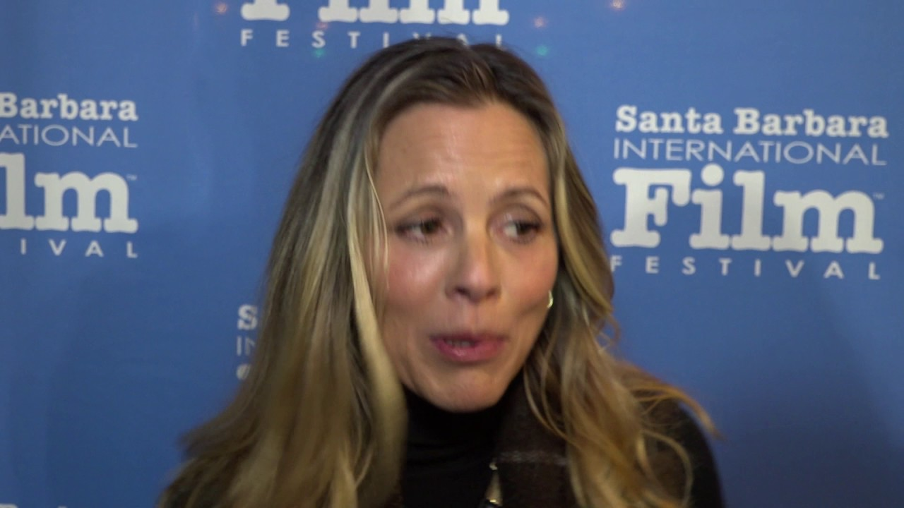"""Download SBIFF 2017 - """"The Journey Is The Destination"""" Maria Bello Interview"""
