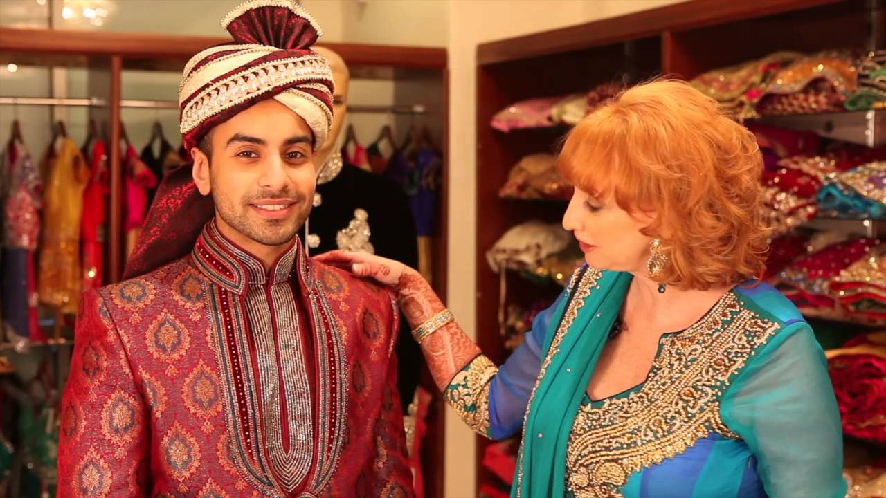 What Does an Indian Groom Wear    Indian Wedding Attire   YouTube Indian Wedding Attire   YouTube