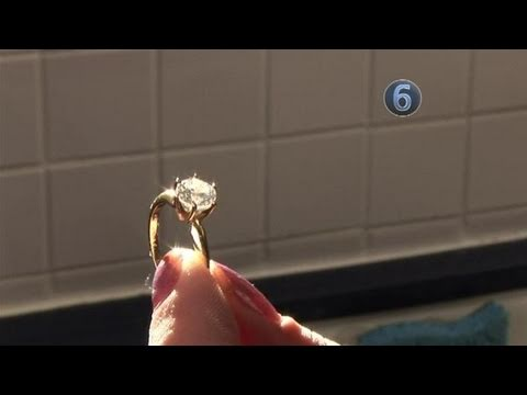 How To Wash Your Diamond Jewelry