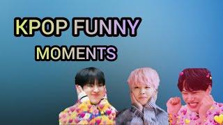 KPOP FUNNY MOMENTS #4 [Türkçe Alt Yazılı]
