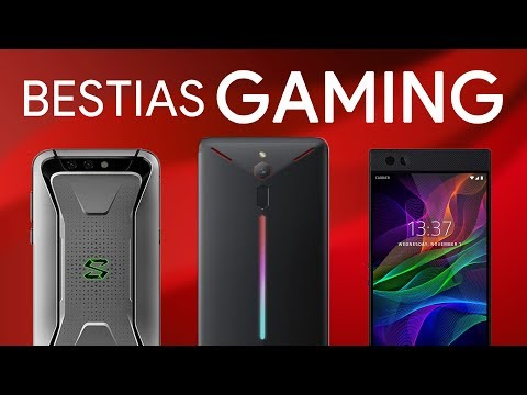 Nubia RED MAGIC frente Xiaomi BLACK SHARK y Razer PHONE, ¿el mejor móvil GAMING?