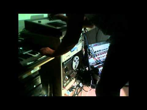 live performance on MPC 60 and synth