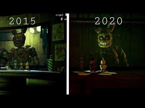 РЕМАСТЕР ФНАФ 3 ВЫШЕЛ НА АНДРОИД! | Five Nights at Freddy's 3