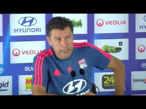 OL : Hubert Fournier analyse le jeu du Stade Rennais