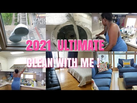 2021 ULTIMATE CLEAN WITH ME  CLEANING  MOTIVATION   ROBOT CLEANER  CLEAN  WITH ME