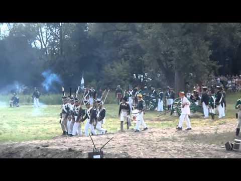 Nocna Bitwa pod Czarnowem 1806r.
