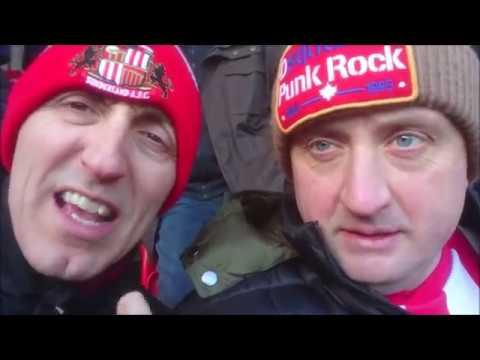 Sunderland 1-0  AFC Wimbledon Vlogg. World Class Winner From McGeady.