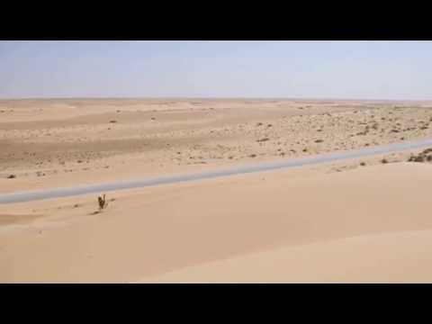 Mauritania Desert, Part of the Sahara