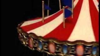 75th Anniversary Carousel - Mr. Christmas