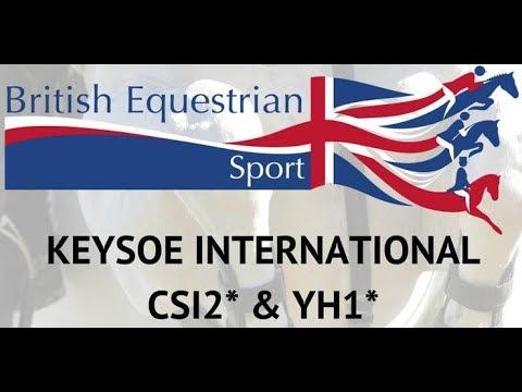 Keysoe CSI2*/YH1* - CSI 2* - 1.45m
