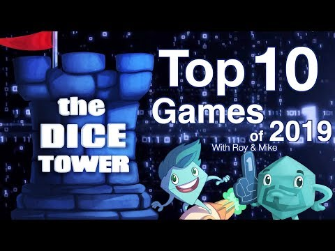 Top 10 Games Of 2019 - With Roy & Mike