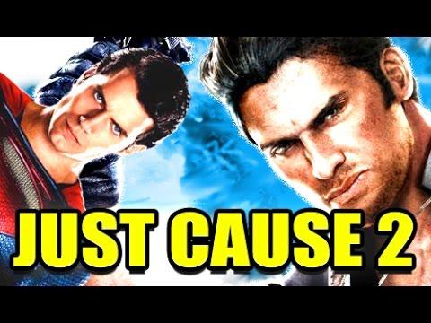 CRAZY STUNTS! - Just Cause 2
