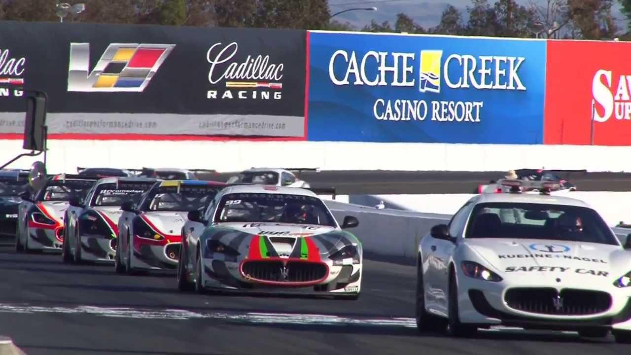 maserati trofeo world series round 5 usa - sonoma : top car racing