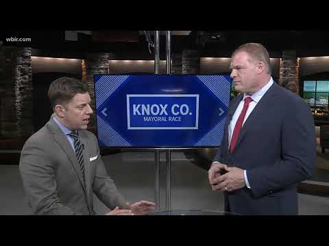Glenn Jacobs on Knox County mayoral campaign funding and priorities