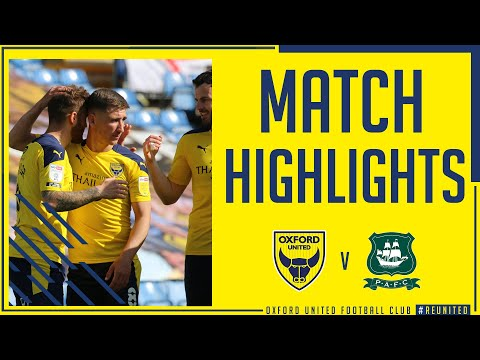 Oxford Utd Plymouth Goals And Highlights