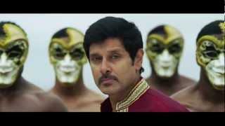 Thaandavam -  Uyirin Uyire HD Video Song