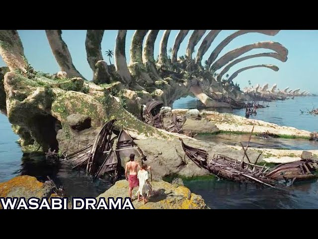 【哇薩比抓馬】少女被惡龍擄走,還給龍生下了孩子,孩子身高得超過100米吧?《他是龍》Wasabi Drama