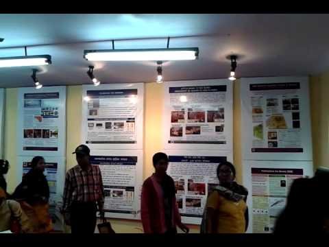 Inside Video Of Department Of Atomic Energy...Govt. Of India Stall In The Book Fair.