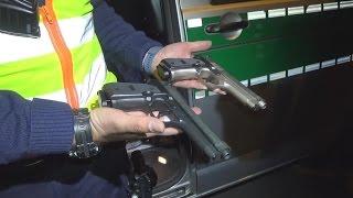 Großrazzia gegen Autoraserszene in Köln-Deutz am 03.06.15 + O-Töne