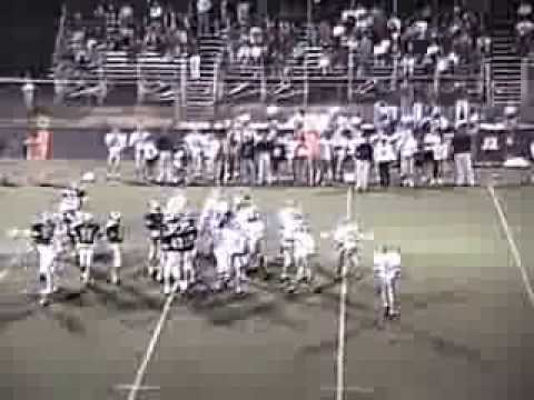 1992 Stratford Eagles (Macon, GA) vs Monroe Mustangs (Forsyth, GA)  (football)