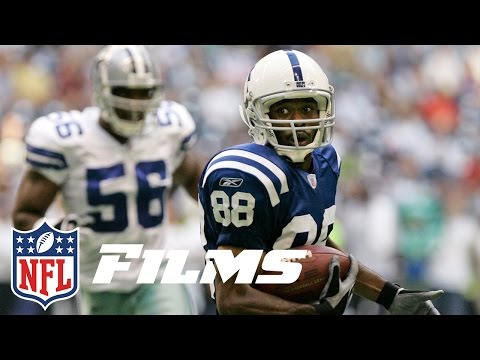 #1 Marvin Harrison | Top 10 Wide Receivers of the 2000s | NFL Films