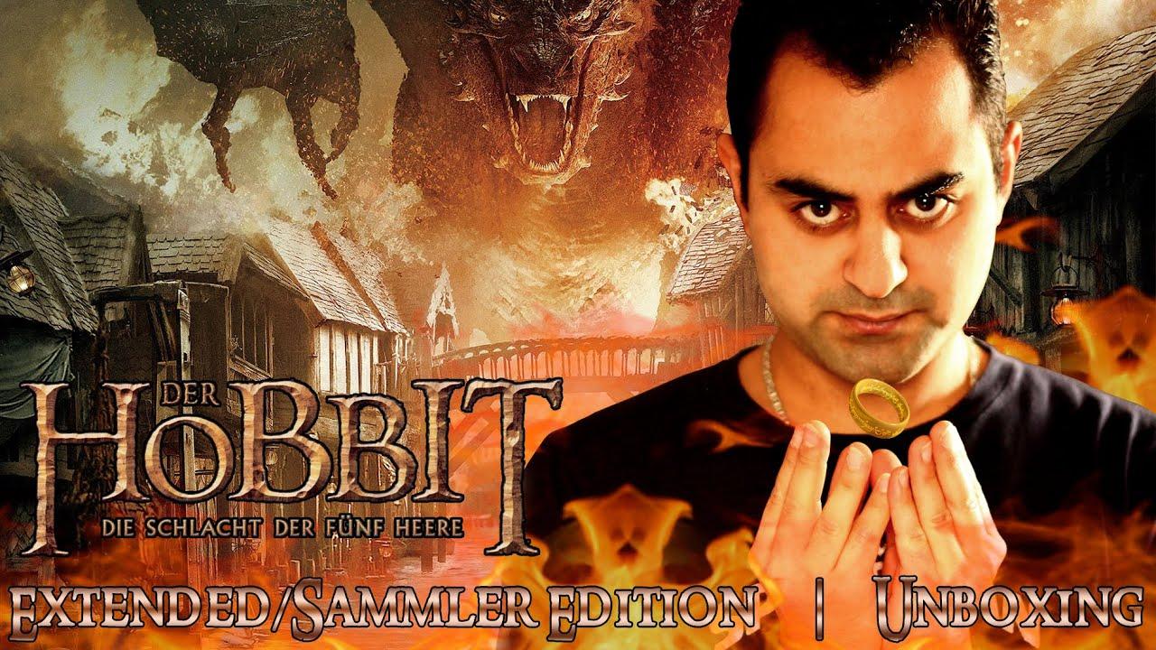 Hobbit Schlacht Der Fünf Heere Extended Edition Stream