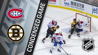 03/03/18 Condensed Game: Canadiens @ Bruins