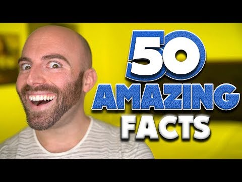 50 AMAZING Facts to Blow Your Mind! #105