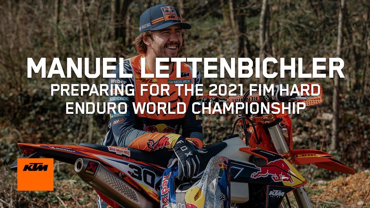 Manuel Lettenbichler – Preparing for the 2021 FIM Hard Enduro World Championship | KTM