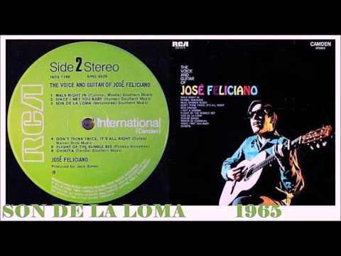 Jose Feliciano - Son de la loma