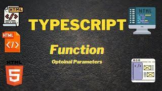 Typescript - Optional parameters function