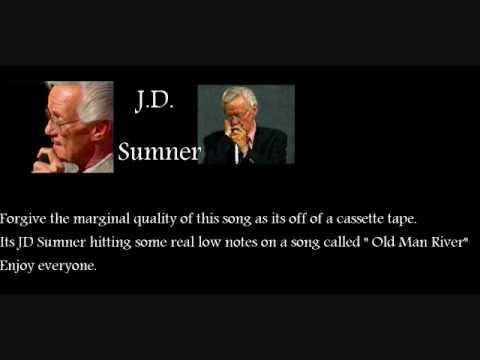 JD Sumner sings Old Man River