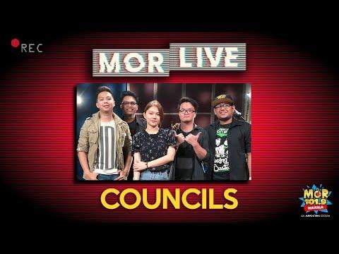 "MOR Live: Councils Covers ""Probinsyana"" (Bamboo)"