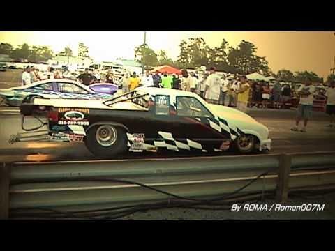 Extreme Outlaw Chevy Pro Mods, Drag Racing, Dunn-Benson, NC