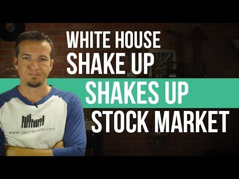 Client Update: White House Shakeup, shakes up your retirement!