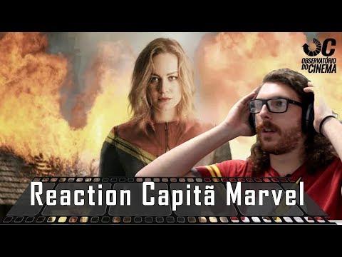 React - Capitã Marvel